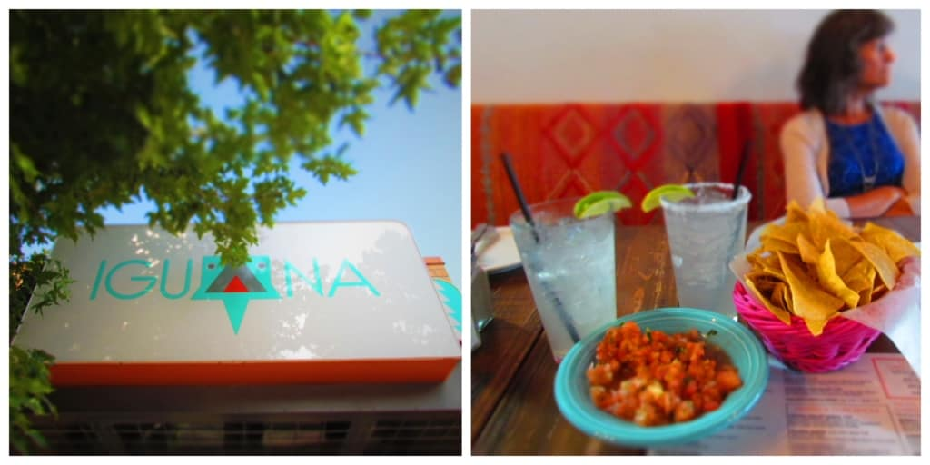 Iguana Mexican Grill is the perfect spot for a relaxing Happy Hour.