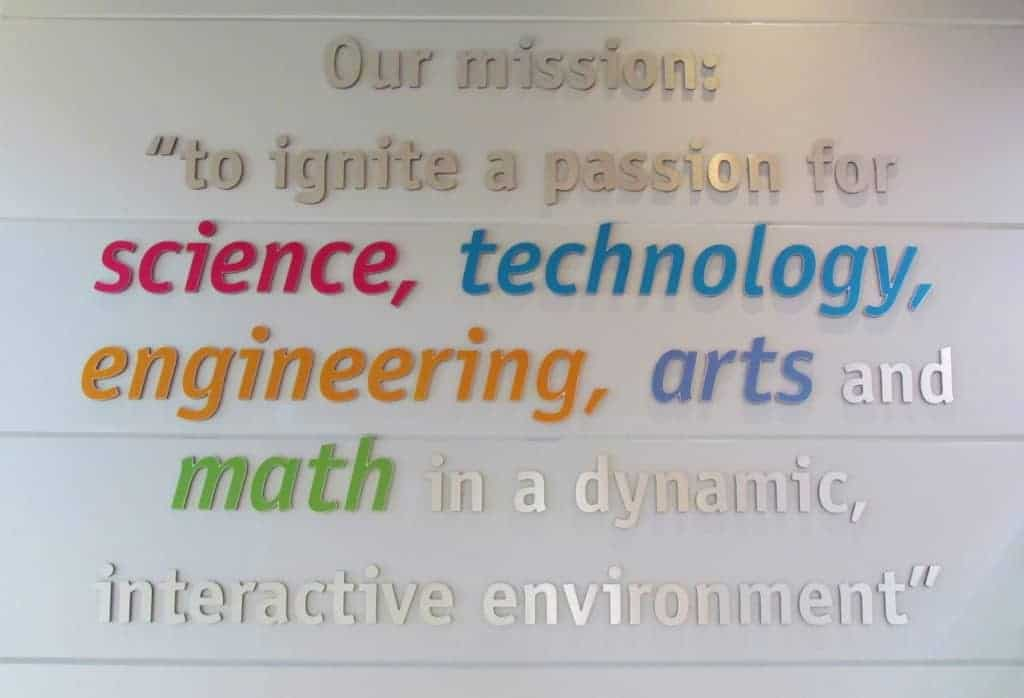 The mission of the Museum of Discovery is to help further the scientific education of it's guests.