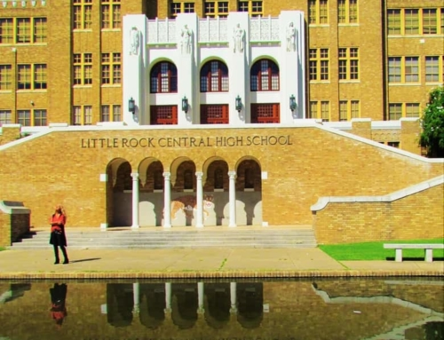 Central High School – Conflict In Little Rock