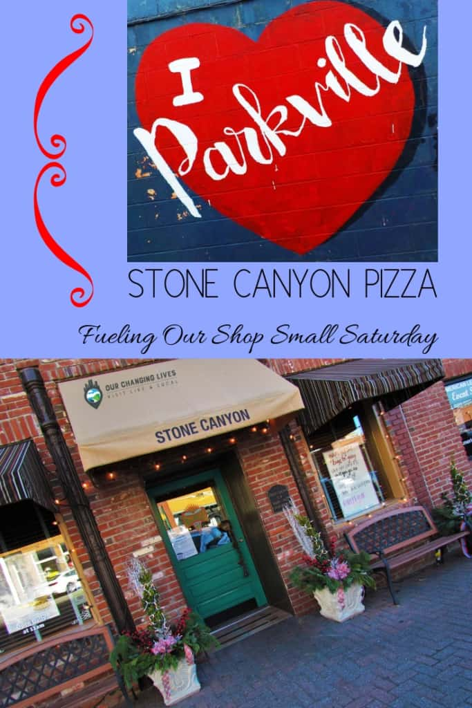 Stone Canyon Pizza-Parkville, Missouri-pizza-dining-salads-sandwiches-Shop Small Saturday