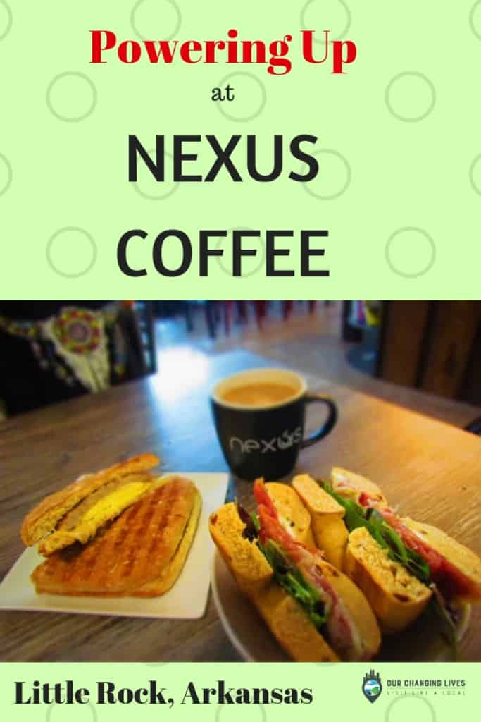 Nexus Coffee-Little Rock, Arkansas-coffee-caffeine-breakfast-sandwiches-River Market District
