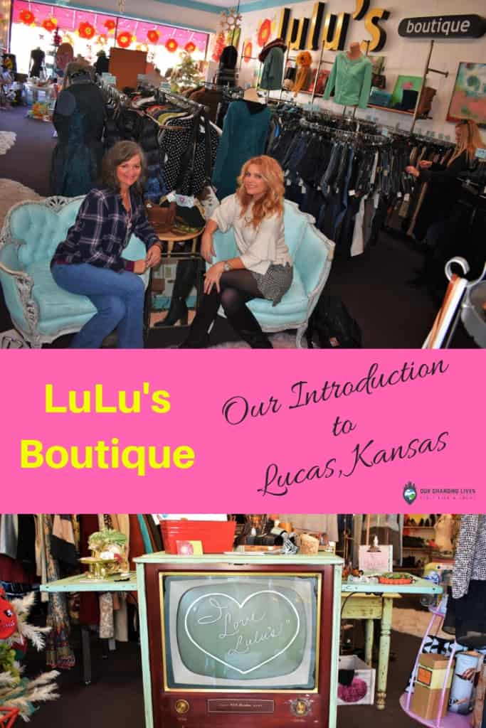 LuLu's Boutique-Mission, Kansas-boutique shopping-women's apparel-artwork-Lucas, kansas-Grassroots artist