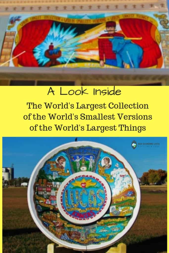 World's largest Collection-Lucas, Kansas-tourist attractions-tourist traps
