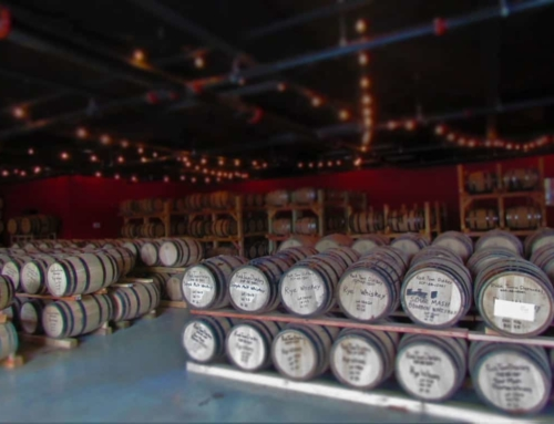 Cracking The Top 10 – Rock Town Distillery