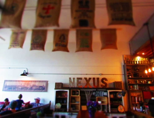 Powering Up At Nexus Coffee