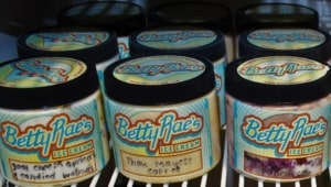 Betty Rae's is quickly becoming a Kansas city go-to place for unique ice cream flavors.