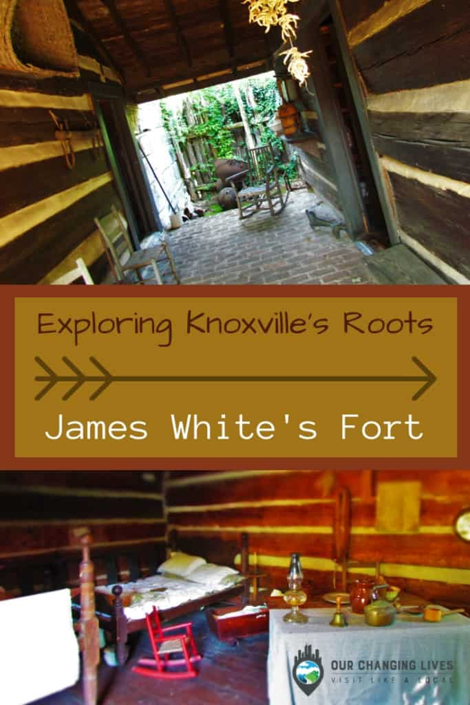 James White's Fort-Knoxville, Tennessee-history-settlement-exploring Knoxville's roots-fort-cabins