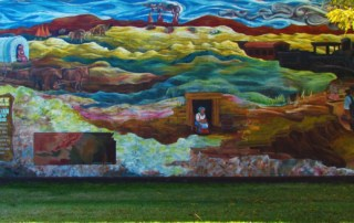 Lucas, Kansas is located in Post Rock territory and is filled with tons of artistic talent.