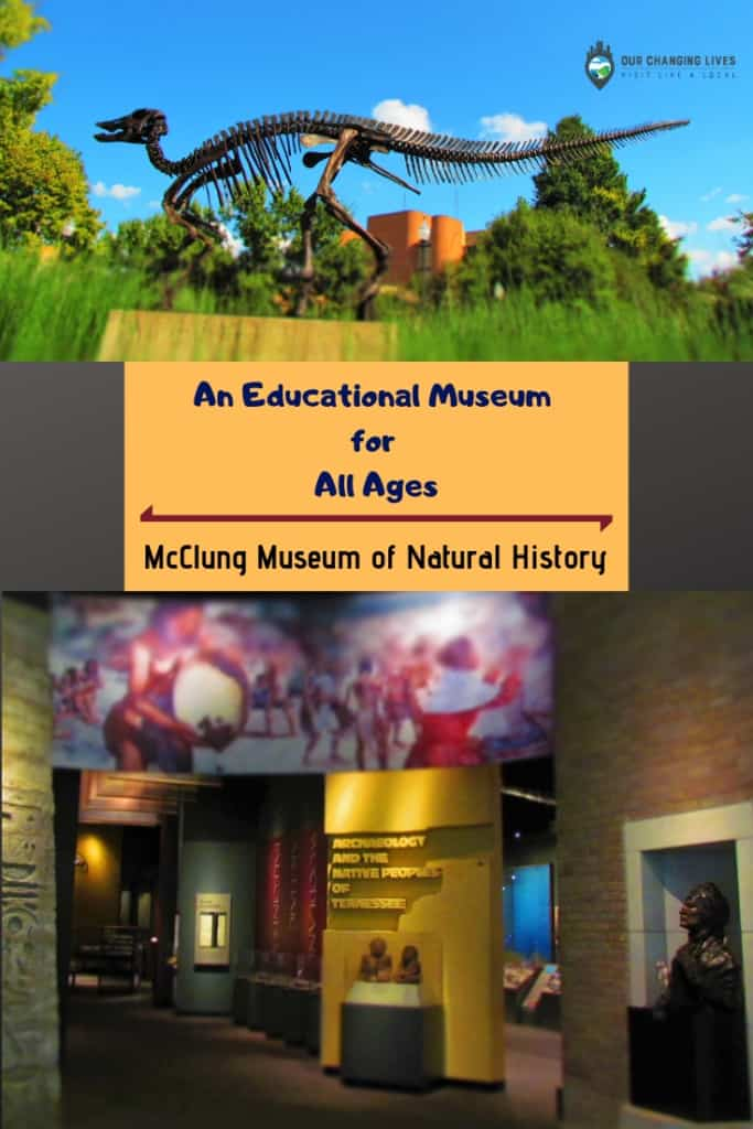 McClung Museum of Natural History-educational Museum for all ages-Knoxville, Tennessee-history-culture-Egypt-dinosaurs-Native Indians-Cherokee