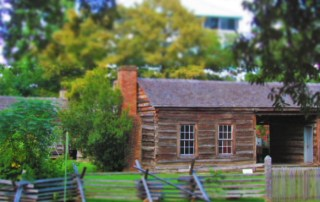 Some of the oldest buildings in Arkansas are found in Little Rock.