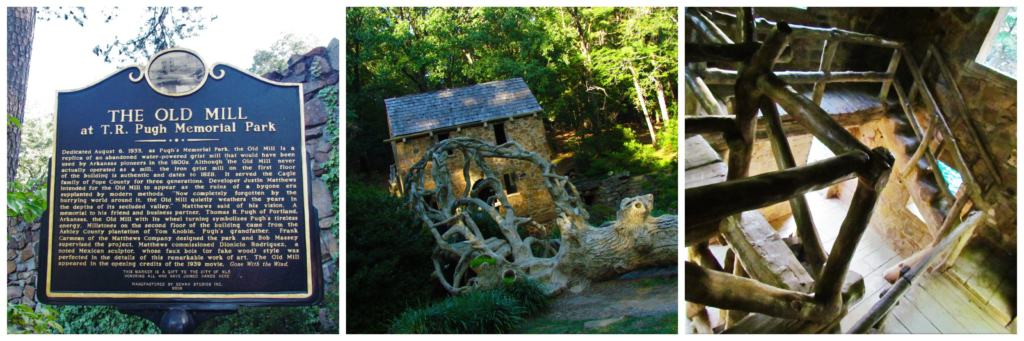 The Old Mill is a historic park located in North Little rock, Arkansas.