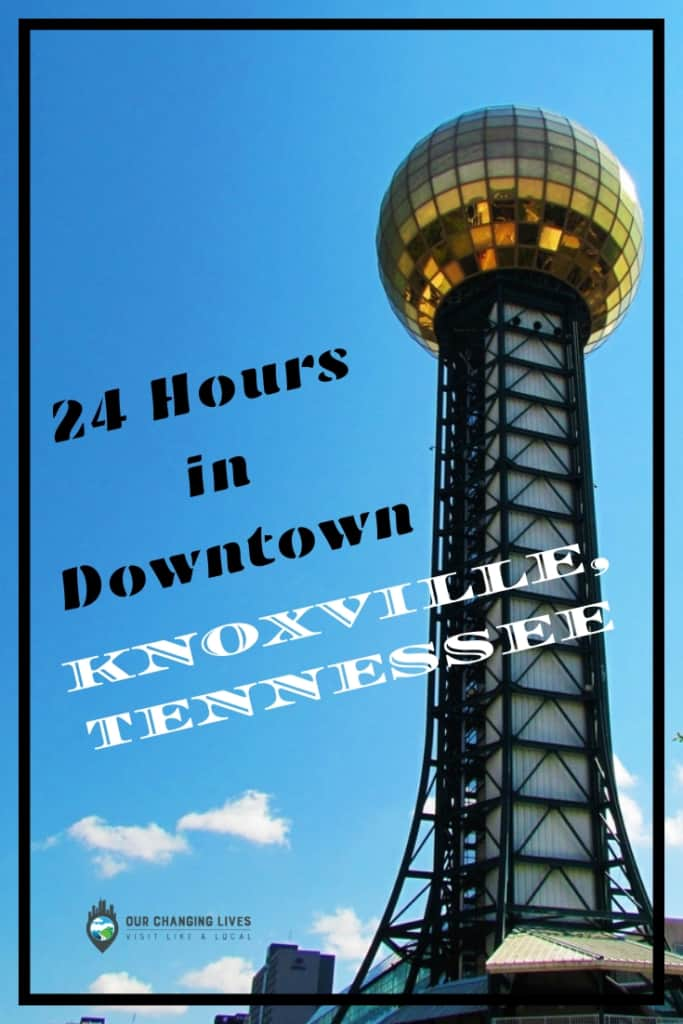 24 Hours in downtown Knoxville-Knoxville, Tennessee-museums-history-University of Tennessee-dining-Market Square