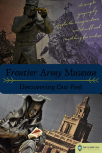 Frontier Army Museum-Fort Leavenworth-Leavenworth, Kansas-Lewis and Clark-explorers-Louisiana Purchase-cannons-biplane-Jenny