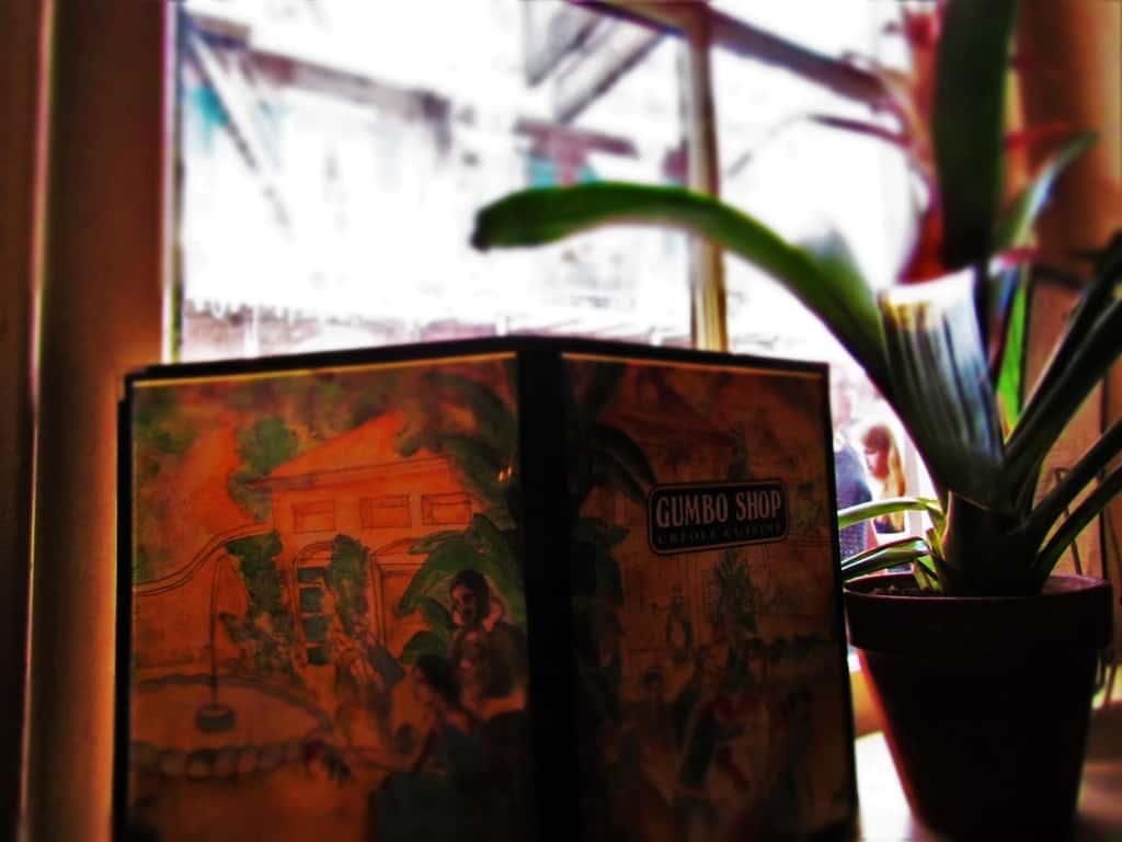 The Gumbo Shop is a New Orleans landmark for authentic Cajun cuisine.