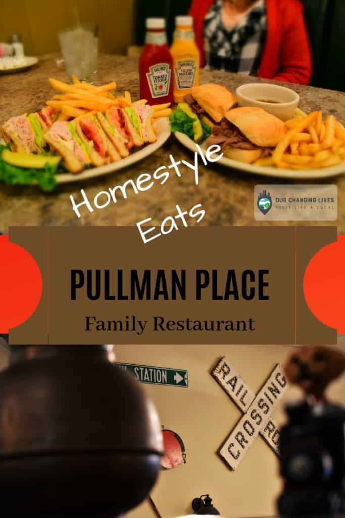 Pullman Place Family Restaurant-Leavenworth, Kansas-homestyle eats-family dining-railroad decor-trains