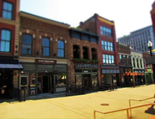 24 Hours in Downtown Knoxville, Tennessee