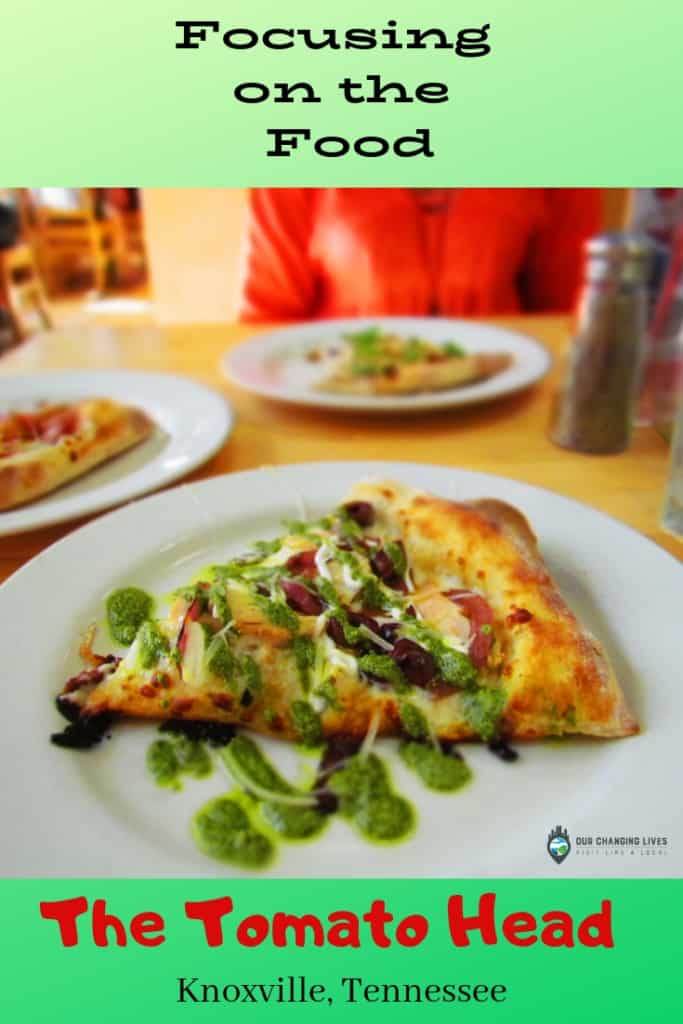 The Tomato Head-Knoxville Tennessee-pizzeria-Focusing on the Food-Market Square-restaurant-dining-pizza by the slice-