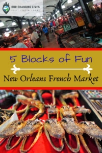 5 Blocks of Fun-French Market-New Orleans-food -dining-shopping-beads-tourist attraction