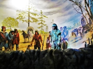 The Museum of the Cherokee Indian tells the history of this proud people.