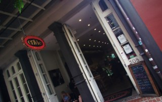 Envie is a nice little dining establishment tucked into a side street in the French Quarter.