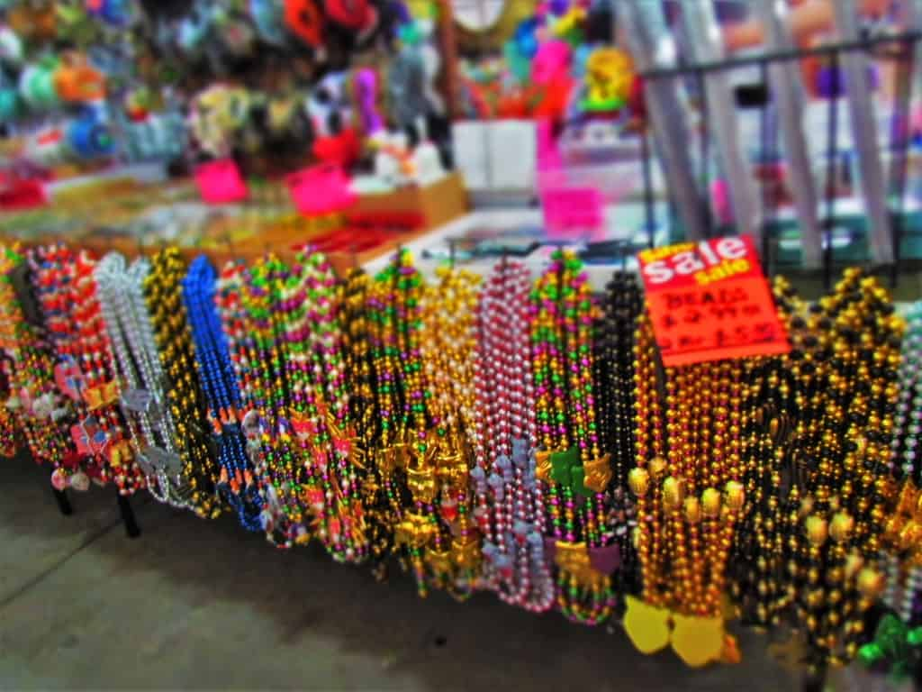 What would New Orleans be without the widest selection of beads?