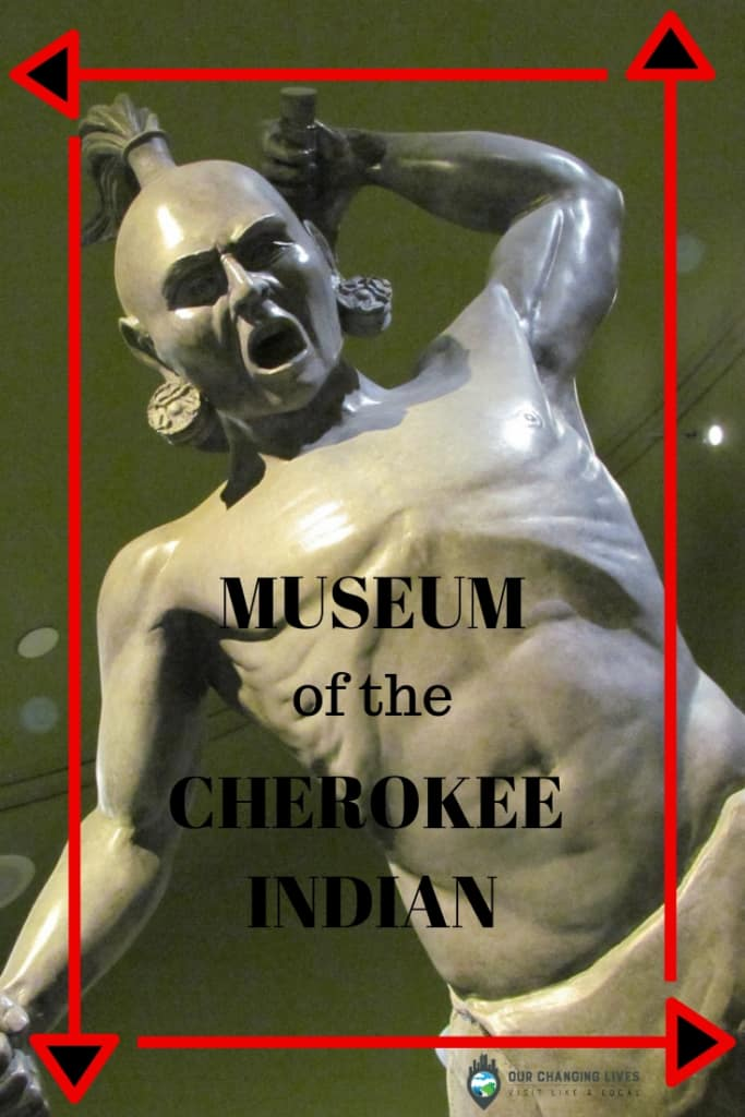Museum of the Cherokee Indian-Smoky Mountains-Cherokee-Five Civilized Tribes-Appalachian Region-Native Indians