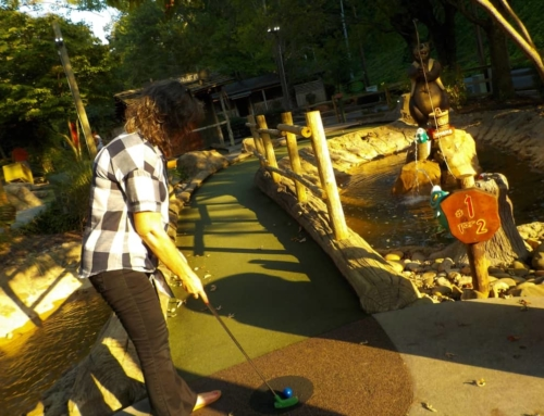 Mini-Golf Galore in Gatlinburg, Tennessee