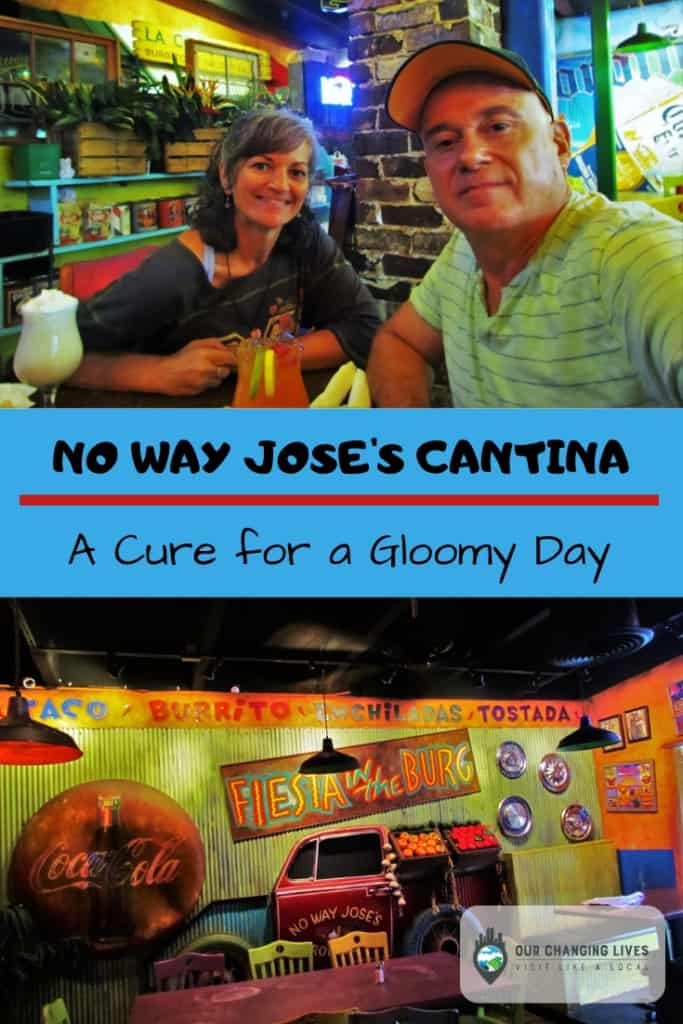 No Way Jose's-cantina-Mexican cuisine-Gatlinburg, Tennessee-dining-restaurant