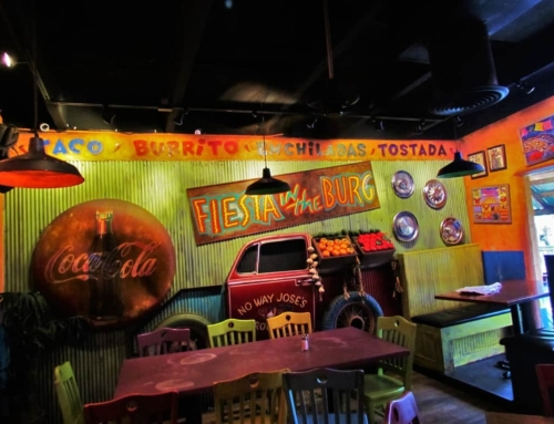 No Way Jose's Cantina – A Cure For A Gloomy Day