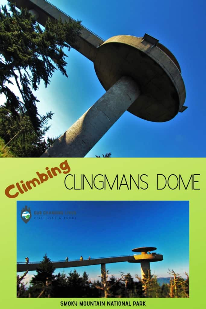 Climbing Clingmans Dome-Smoky Mountain National Park-bears-Smoky Mountains-hiking-Tennessee-Gatlinburg