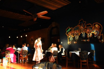 Crooner's Lounge hits the mark by offering an upscale dining experience in the heart of downtown Fort Scott, Kansas.