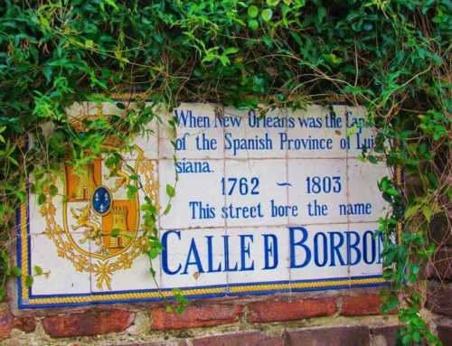 ABC's Of The French Quarter