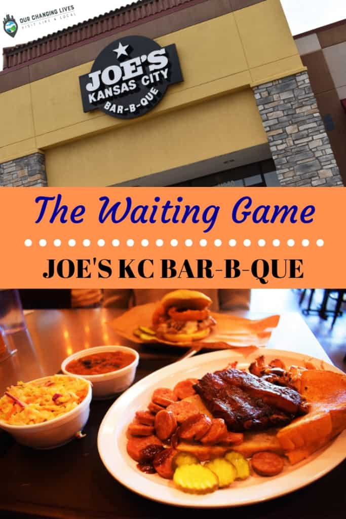 The Waiting Game-Joe's KC Barbeque-barbecue-barbeque-restaurants-American Royal BBQ-Oklahoma Joe's BBQ