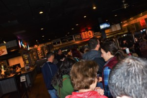 Visitors to Joe's KC BBQ often are forced to play the waiting game.