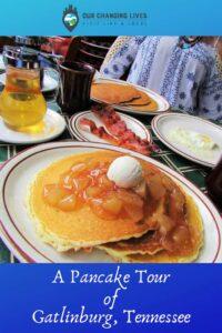 Pancake tour of Gatlinburg-flapjacks-dining-restaurants-hot cakes