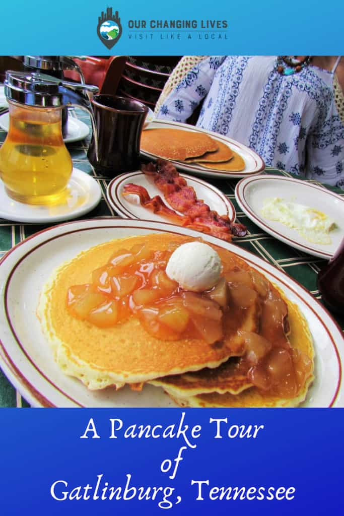 Pancake tour of Gatlinburg-flapjacks-dining-restaurants-hot cakes