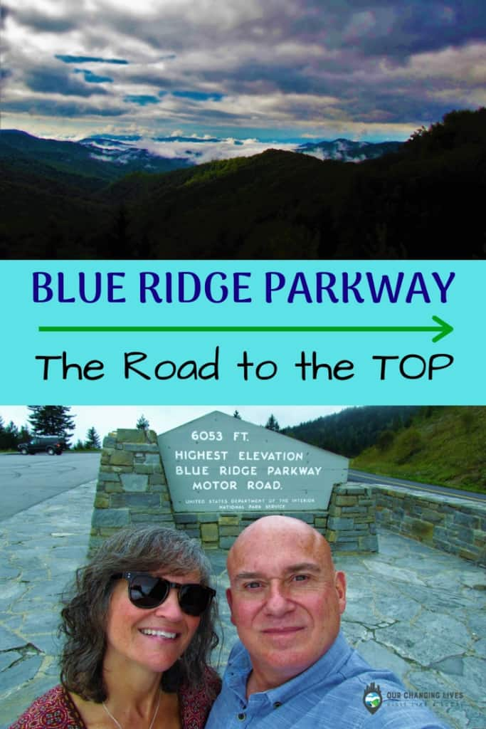 Blue Ridge Parkway-Ride to the Top-Asheville-White Duck Taco Shop-road trip