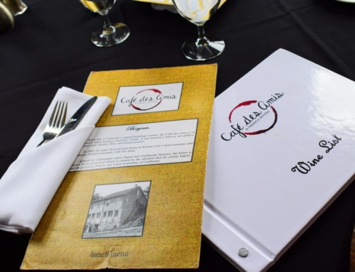 Cafe Des Amis Offers Intriguing Dishes