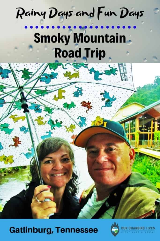 Rainy Days and Fun Days-Gatlinburg, Tennessee- Smoky Mountain Road Trip-dining-attractions-museums