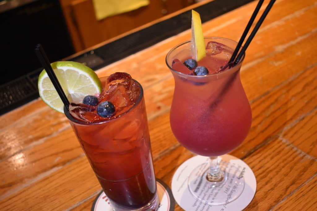Unwind and have an adult beverage during your own couples escape in Parkville, Missouri.