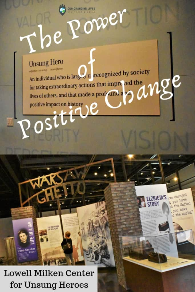 Power of positive change-Lowell Milken Center for Unsung Heroes-Fort Scott, Kansas-students-educators