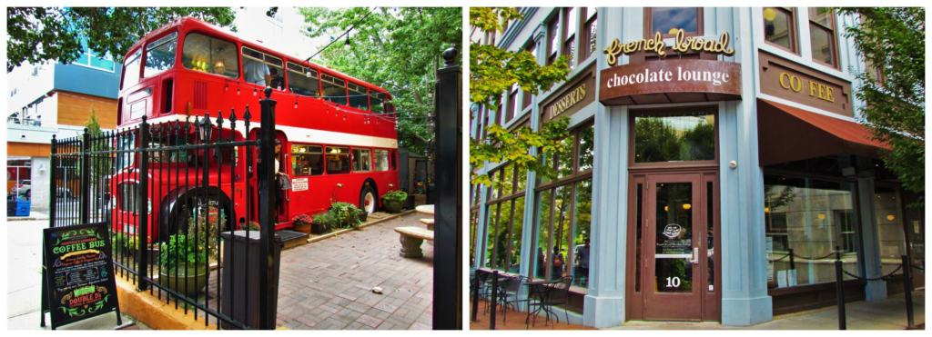 While exploring downtown Asheville, we found plenty of reasons to plan a return visit.
