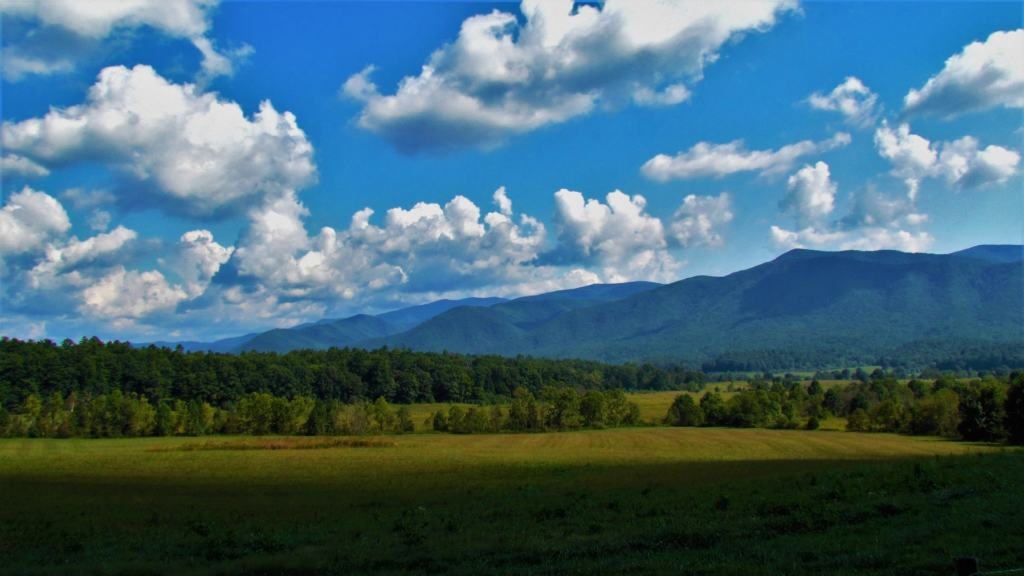 Wide open vistas make for scenic sights at America's best free attraction.