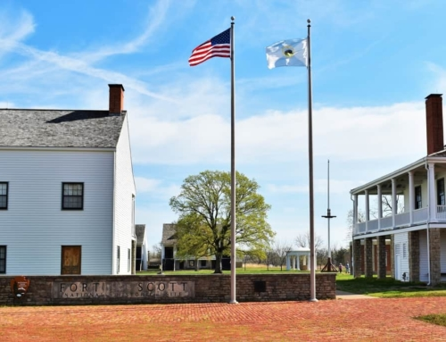 Keeping The Peace Frontier Style – Fort Scott