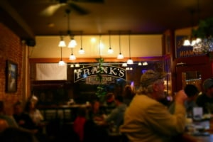 Frank's Italian Restaurant has been serving diners since 1931, in their intimate Parkville, Missouri location.