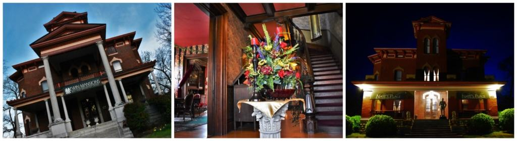 Lyons Twin Mansions is an unexpected treasure for travelers to Fort Scott, Kansas.