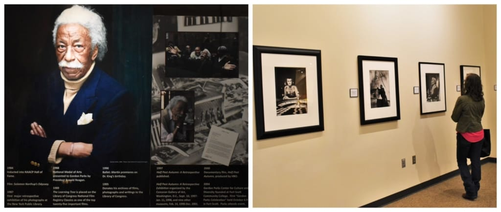 Gordon parks is a name that is known to many photographers around the world.