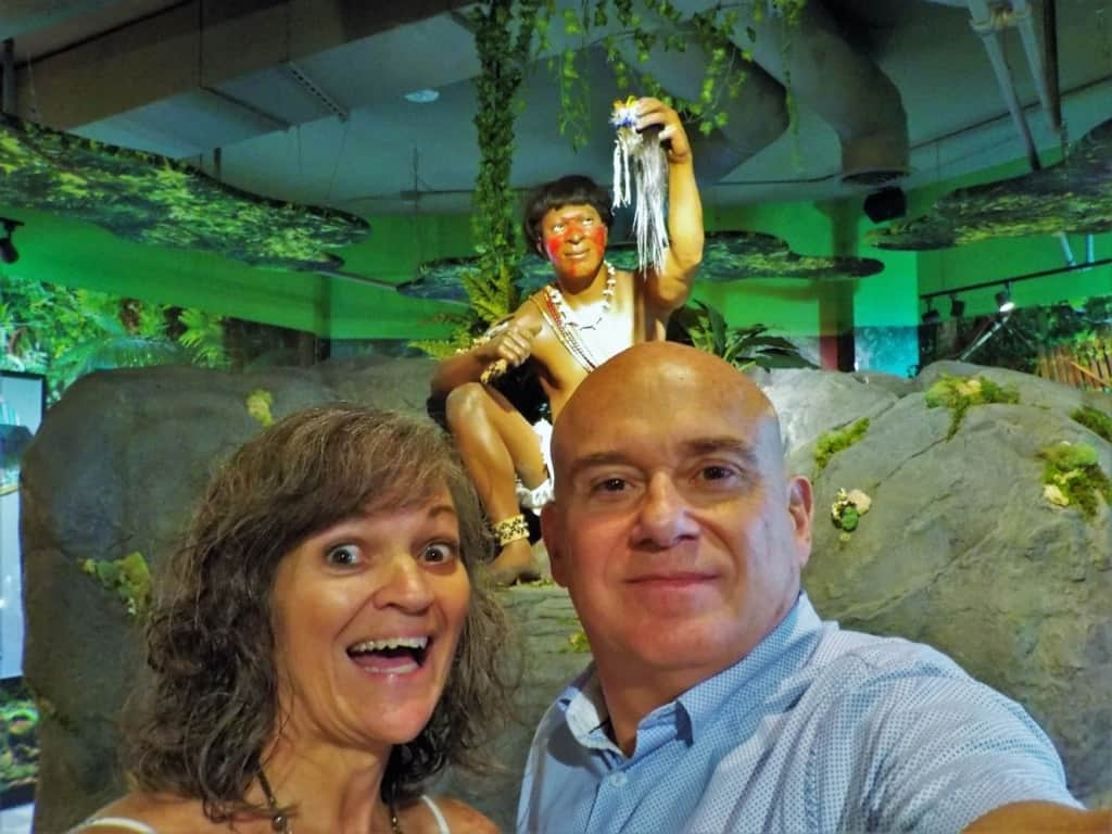 The authors take a partially serious look at Ripley's gatlinburg.