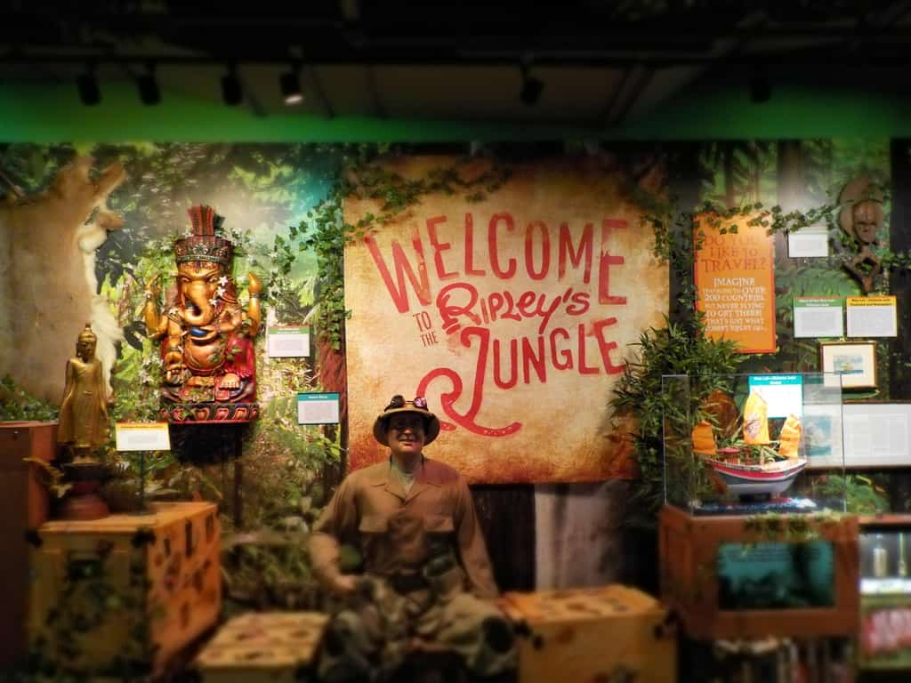 A visit to Ripley's Believe It or Not is filled with oddities galore.