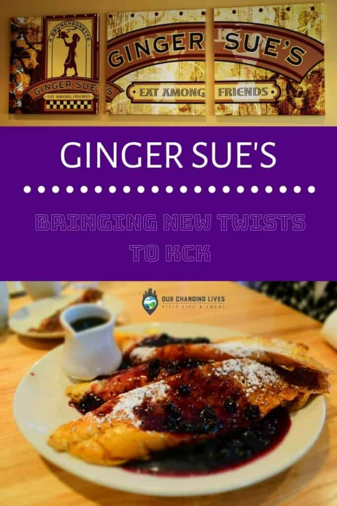 Ginger Sue's- Bringing new twits to KCK-restaurant-breakfast-Kansas City, Kansas-omelette-French toast